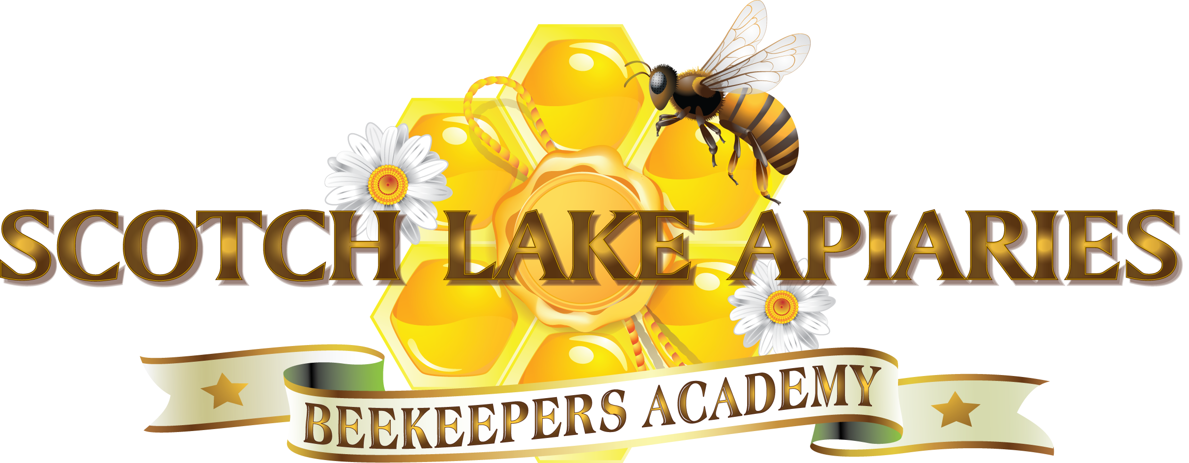 Scotch Lake Apiaries - Beekeepers Academy Seal